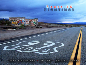 Route 66 Sightings cover