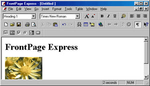 FrontPage Express