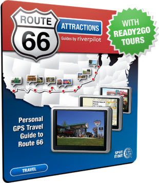 Route 66 Attractions with Ready2Go Tours
