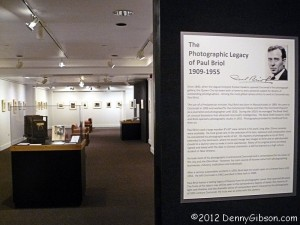 Paul Briol exhibit at FotoFocus 2012
