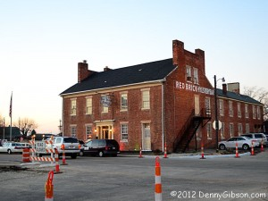 Red Brick Tavern, Lafayette, Ohio