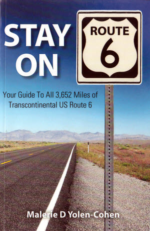 Stay On Route 6 cover