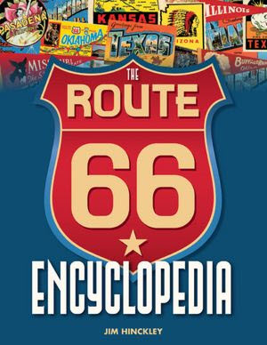 Route 66 Encyclopedia - cover