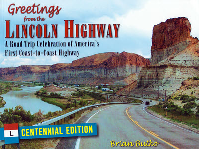 Greetings from the Lincoln Highway cover