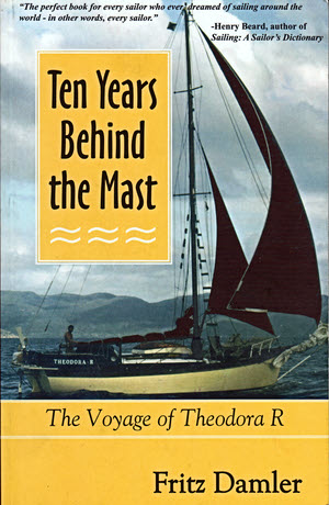 Ten Years behind the Mast Cover