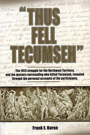 Thus Fell Tecumseh cover