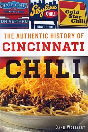 History of Cincinnati Chili cover