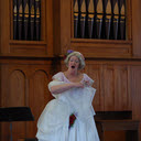 Jenny Lind Impersonator, Madison, IN