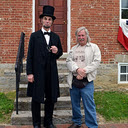 Abe & Me at Grant Days